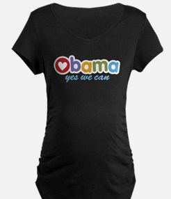 Obama Yes We Can T-Shirt