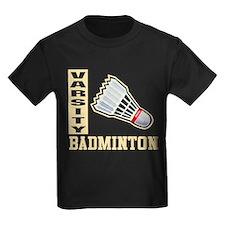 Badminton Varsity T