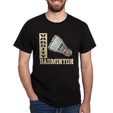 Badminton Varsity T-Shirt