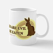 Evil Bunnies Mug