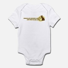 Evil Bunnies Infant Bodysuit