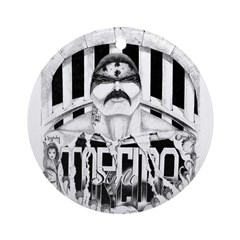 TORCIDO STYLE Ornament (Round)