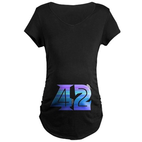 The Answer Maternity Dark T-Shirt