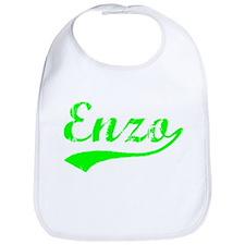 Vintage Enzo (Green) Bib