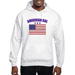 American Gal Hoodie