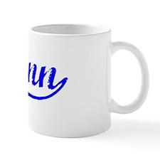 Vintage Shyann (Blue) Mug
