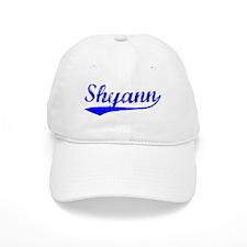 Vintage Shyann (Blue) Baseball Cap