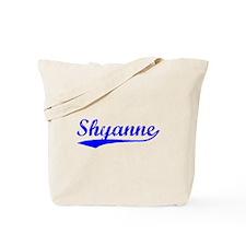 Vintage Shyanne (Blue) Tote Bag