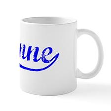 Vintage Shyanne (Blue) Mug