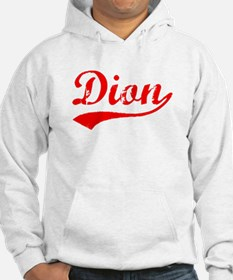 Vintage Dion (Red) Jumper Hoody