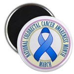 Colorectal Cancer Month Magnet
