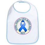 Colorectal Cancer Month Bib