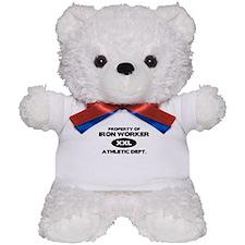 Iron Worker Teddy Bear