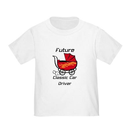 Future Classic Car Driver Stroller Toddler