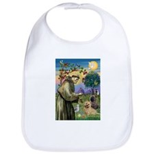 St Francis/Cairn Terrier Bib