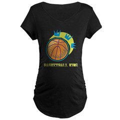Basketball King T-Shirt