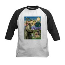 St Francis / Cairn Terrier Tee
