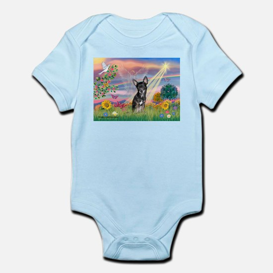 Cloud ANgel / Chihuahua (Bl-T) Infant Bodysuit