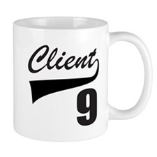 CLIENT NINE Mug