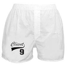 CLIENT NINE Boxer Shorts