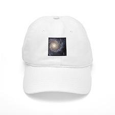 Hubble image of a Spiral Galaxy Baseball Cap