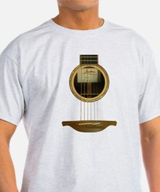 Irish Acoustic GuitarT-Shirt
