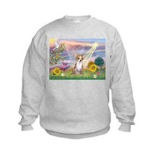 Cloud Angel & Chihuahua Sweatshirt