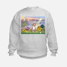Cloud Angel & Chihuahua Sweatshirt