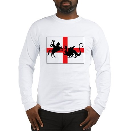 St George's Day Long Sleeve T-Shirt