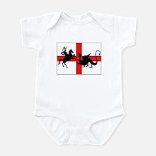 St George's Day Infant Bodysuit