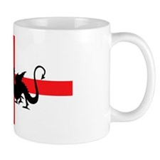 St George's Day Small Small Mug