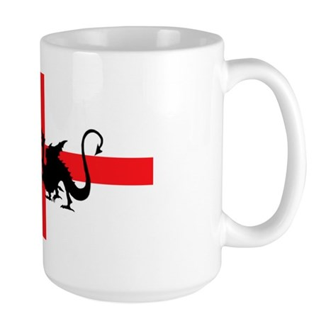 St George's Day Large Mug