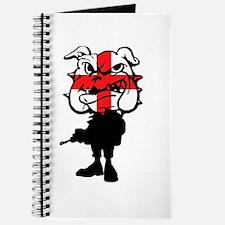 English Bulldog St Georg'es cross Journal