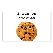 irunoncookies Rectangle Decal