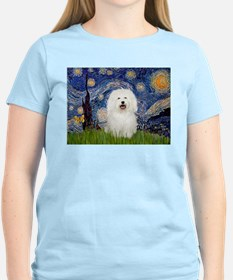 Starry Night Bolognese T-Shirt