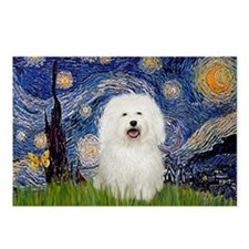 Starry Night Bolognese Postcards (Package of 8)
