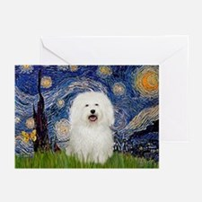 Starry Night Bolognese Greeting Cards (Pk of 10)