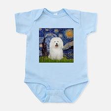 Starry Night Bolognese Infant Bodysuit