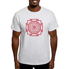 Red Mandala T-Shirt