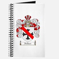 Nelson Family Crest Journal