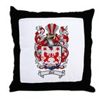 Neal Family Crest Throw Pillow