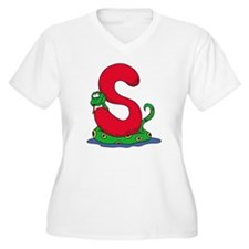 S Is For Snake T-Shirt