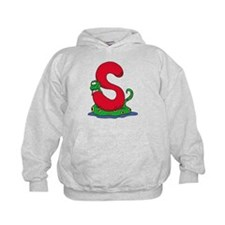 S Is For Snake Hoodie