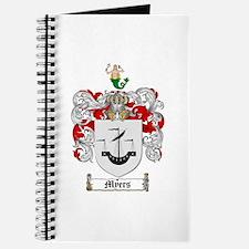 Myers Family Crest Journal