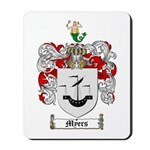 Myers Family Crest Mousepad