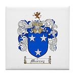 Murray Family Crest Tile Coaster