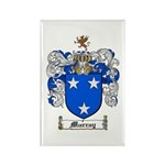 Murray Family Crest Rectangle Magnet (10 pack)