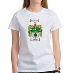 Murphy Family Crest Women's T-Shirt