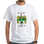 Murphy Family Crest White T-Shirt