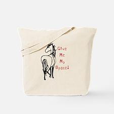 Alpha Mare Horse Tote Bag